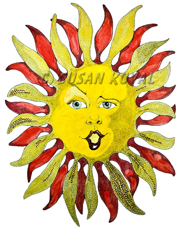 CBS Sun Flower